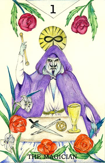 THE MAGICIAN ~魔術師~