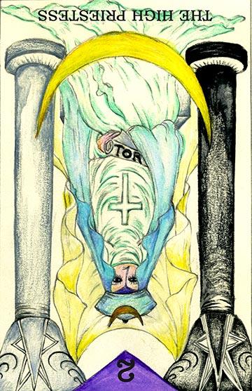 THE HIGH PRIESTESS ~女教皇~(R)