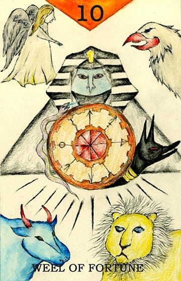 WHEEL OF FORTUNE ~運命の輪~