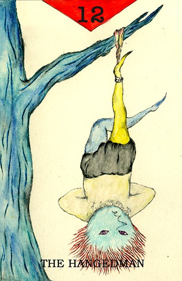THE HANGED MAN ~吊るし人~