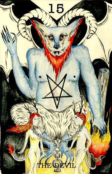 THE DEVIL ~悪魔~