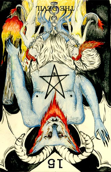 THE DEVIL ~悪魔~(R)